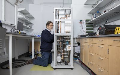 New Boiler on the Block — Clean Energy Company Brings Home Heating Into the 21st Century