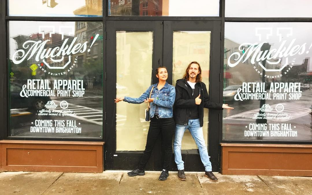 Muckles' Ink Expands Their Local Imprint