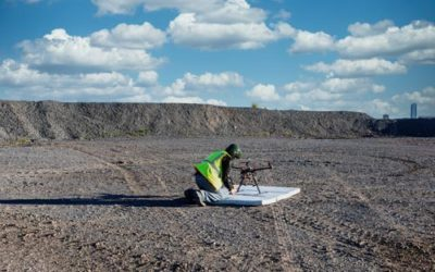 Drones play key role in discovering abandoned gas wells