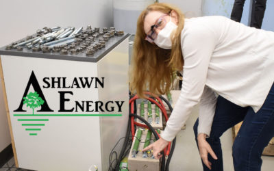 Battery Startup Ashlawn Energy and others participate in Hardware Accelerator