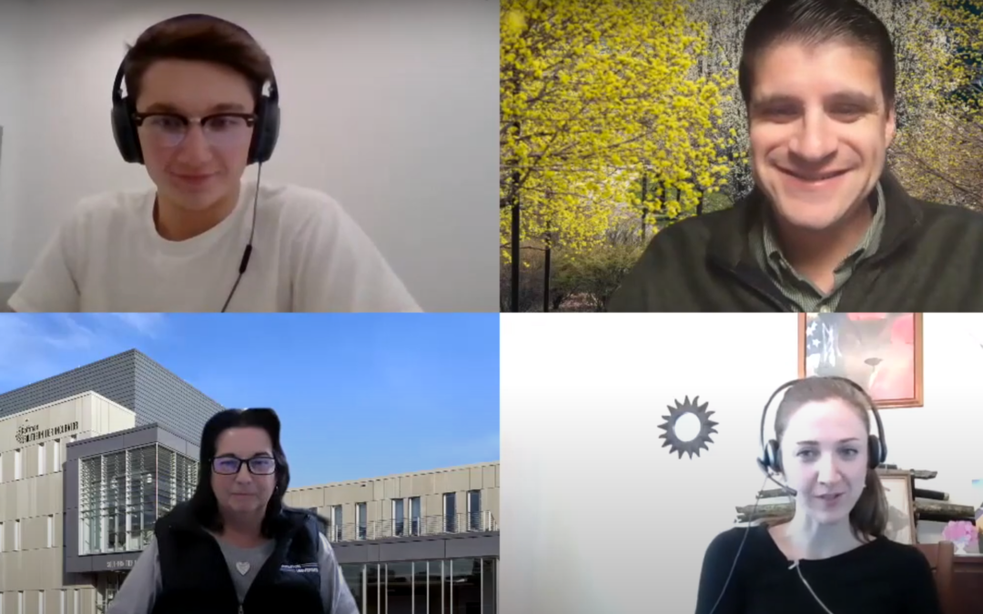 [Video] Staff and startups discuss resources for students and the community