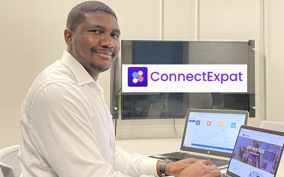 Student develops popular app to connect international students