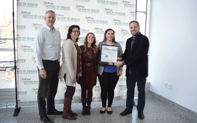 Rtistry By Design Becomes Eleventh Koffman Graduate