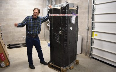 Startup Plans to Manufacture Futuristic Boiler System in Southern Tier