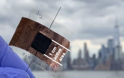 New member ExoCell pioneering thin, flexible hydrogen fuel cell