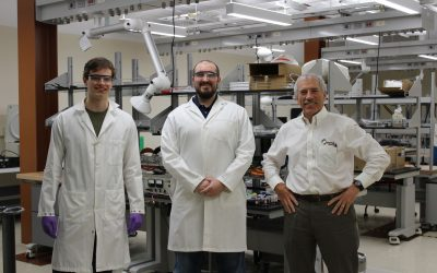 ChromaNanoTech Researcher Named Top Millennial in Manufacturing in NYS