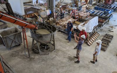 Startup KLAW Looks to pilot their sustainable cement locally