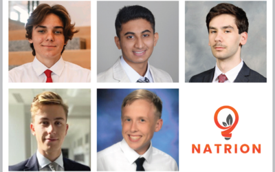 Natrion wins top prize in Cozad New Venture Challenge