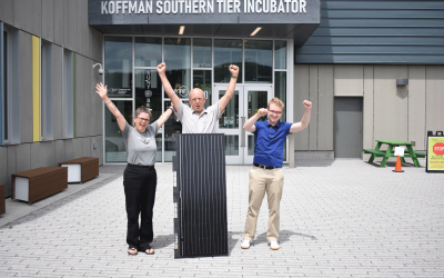 SunTegra Adds Employees in their Koffman Office, Expands in Southern Tier