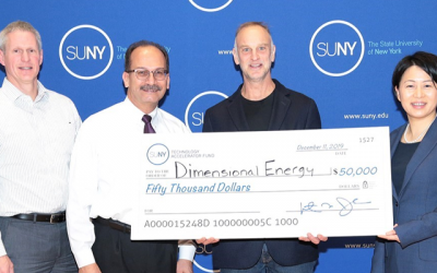 Clean Energy Incubator Company Wins $50k in CleanTech Competition