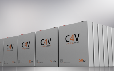C4V selected for Department of Energy grid stabilization project