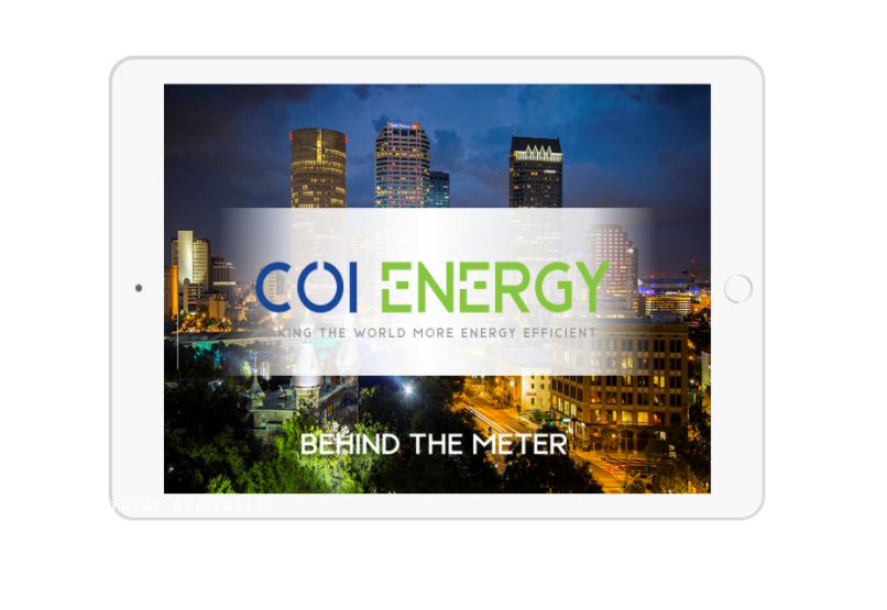 COI Energy to digitize energy management in healthcare facilities and businesses across New Jersey