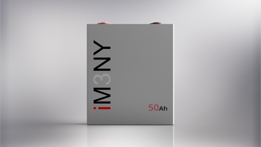IM3NY Lithium-ion Gigafactory secures $85M in total funding