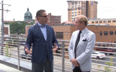 [Video] The Koffman Incubator Showcased on John Burns Real Estate Show