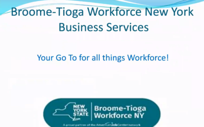 [Video] Workforce development tools for employers and job seekers